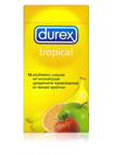 Durex Tropical 12 τεμ.