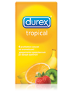 Durex Tropical 6 τεμ.