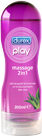 Durex Play Massage 2σε1