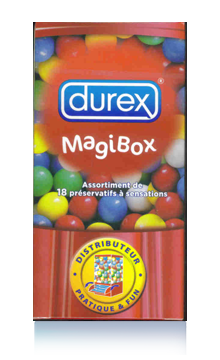 Durex Magic Box